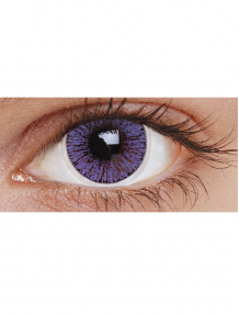 Violet One Tone : 30-Day Contact lens