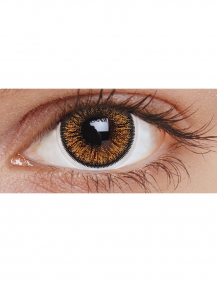 Brown Two Tone  : 30-Day Contact lens