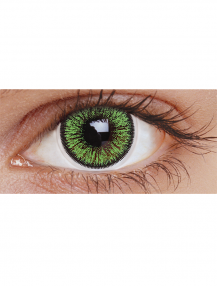 Green Two Tone : 30-Day Contact lens