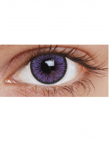 Violet Two Tone : 30-Day Contact lens