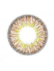 Hazel Three Tone : 30-Day Contact lens