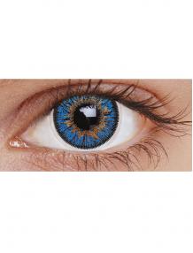 Aqua Three Tone : Daily Contact lens