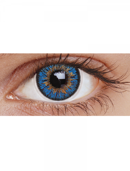 Aqua Three Tone : Daily Contact lens