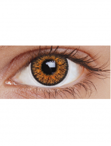 Brown Three Tone : 30-Day Contact lens