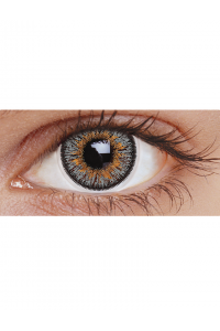 Grey Three Tone : Daily Contact lens