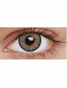 Grey Three Tone : 30-Day Contact lens