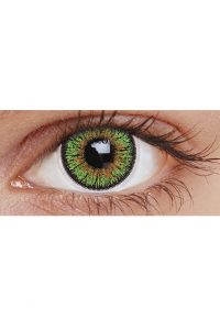 Green Three Tone : Daily Contact lens