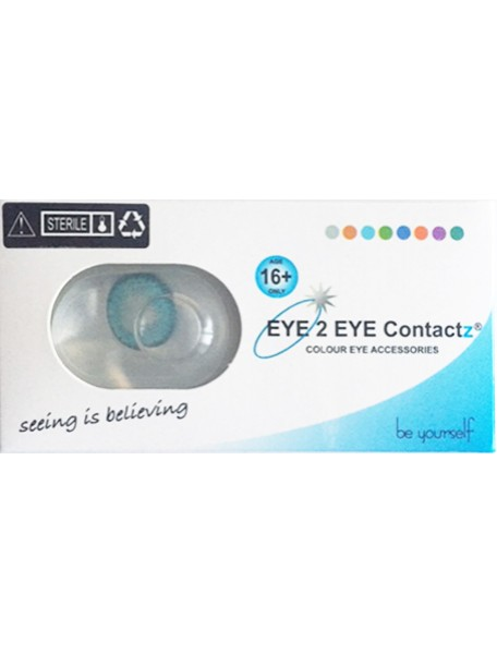 Green Three Tone : 30-Day Contact lens